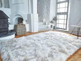 White Fur Rugs Best 25 Large Sheepskin Rug Ideas On Pinterest Grey Sheepskin