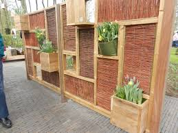 creative outdoor privacy wall yard ideas pinterest outdoor