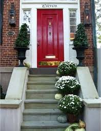 awesome 30 red door brick house design inspiration of best 20