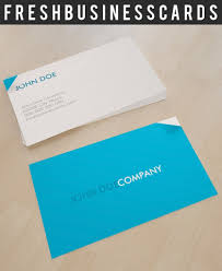 design and print business cards at home blue business card for
