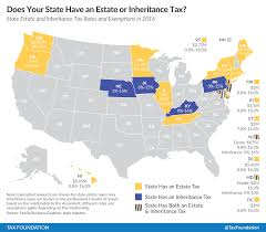 does your state have an estate or inheritance tax tax foundation