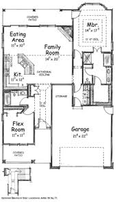 Traditional Floor Plan 63 Best House Plans Images On Pinterest Small House Plans House