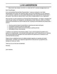 example of a resume cover letter 8 sales representative cover