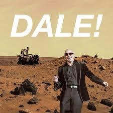 Pitbull Meme - hispanic meme mars rover