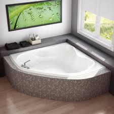 murmur 60 x 60 corner soaker bathtub at menards bathrooms