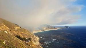 Wildfire Air Quality Symptoms by Soberanes Fire Burning In Monterey County Affecting Bay Area Air
