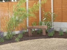 Garden Corner Ideas Small Garden Corner Bed And Seat Simple Donegan