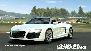 Audi R8 Top Speed - audi r8 v10 spyder real racing 3 wiki fandom powered by wikia