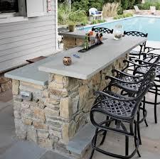 uncategories outside bar stools backyard outdoor kitchen outdoor