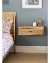 minimalist bedside table find the best deals on floating modern nightstand with drawer mid