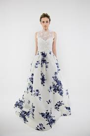 20 floral wedding dresses that will take your breath away floral