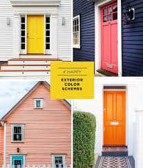 whitney house 4 happy exterior color schemes dream house