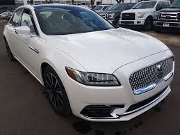 lincoln 2017 car new 2017 lincoln continental 4 door car in edmonton ab 7lc0983