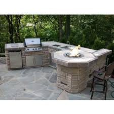 Outdoor Patio Grill Island Outdoor Kitchens Outdoor Rooms Family Leisure
