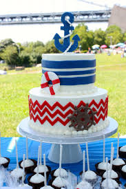 the 25 best nautical baby shower cakes ideas on pinterest