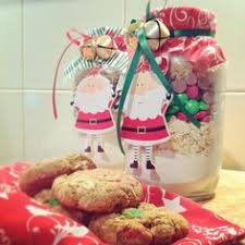 personalized christmas cookies in a jar tags by maxandbella 5 75