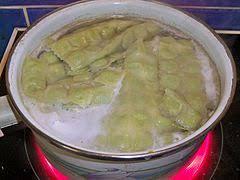 cuisiner les revisses raviole du dauphiné