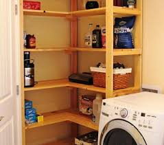 best laundry room shelves ideas