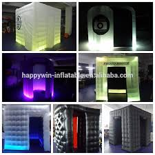 Photo Booth For Sale Movable Led Inflatable Booth Magic Mirror Led Inflatable Photo