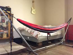 Mayan Hammock Bed Small Indoor Hammock Bed Chair Amazon Storage Next Canopied