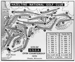 map us open from farm fields to the world s stage a history of hazeltine