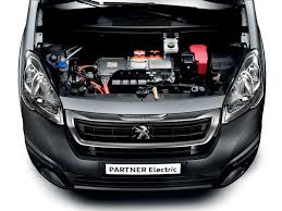 peugeot partner 2016 royal mail to purchase 100 peugeot partner l2 electric delivery