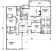 european style house plan 3 beds 2 00 baths 2275 sq ft plan 56 181
