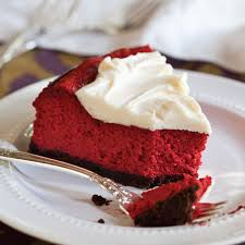 red velvet cheesecake louisiana cookin