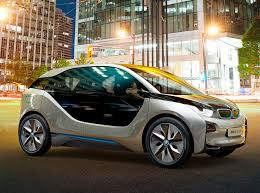 bmw concept car bmw i3 concept electric car announced u2013 designapplause
