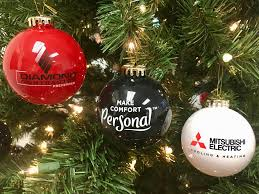our halls our decked and our tree is mitsubishi electric