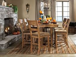 Country Style Dining Room Table Dining Tables Stunning Concrete Round Dining Table Marvelous