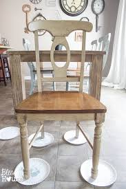 Childs Dining Chair Home Design Delightful Distressed Chair Painted Childs Hand