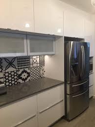 large glass tile backsplash u2013 appliances beige subway tile backsplash mosaic glass