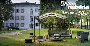 luxury garden furniture italian design unopiù