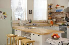 Plastic Kitchen Cabinet Warm Kitchen Cabinet Colors Stained Wooden Kitchen Island White