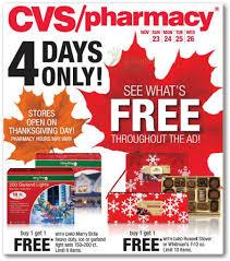 cvs black friday deals 11 23 11 26