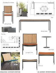 Jill Seidner Interior Design Online by Cinelicious Office Hollywood Outdoor Furnishings Concept Board