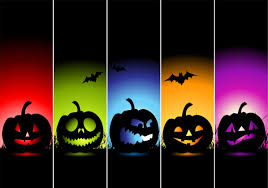 free halloween wallpapers widescreen long wallpapers