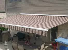 Outside Awning Premierprosinc Outdoor Living