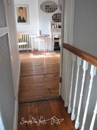Stairs With Landing by Simply The Nest English Blogging About House Renovation