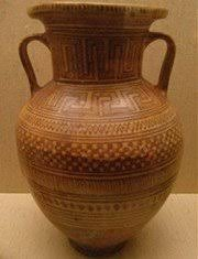 Different Types Of Greek Vases Greek Pottery