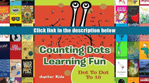 free download counting dots learning fun dot to dot to 10