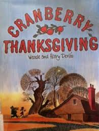 cranberry thanksgiving book review book review and books