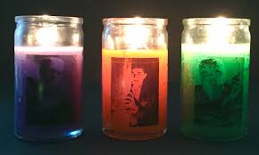 100 halloween candle jars clip art and templates for
