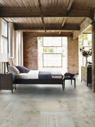 Best Color Laminate Flooring Bedroom Interior Decoration Ideas With White Bedcover Laminate