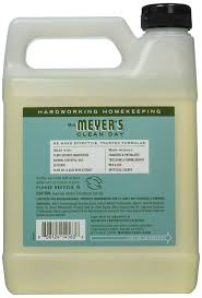 amazon com mrs meyers liquid hand soap refill basil scent 33
