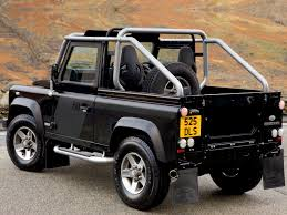 land rover defender 90 convertible land rover defender svx 2008 pictures information u0026 specs