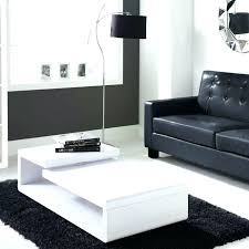 Oval Black Coffee Table White Gloss Coffee Table Coffee Tables White High Gloss Black High
