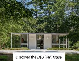 Mid Century House A Lovingly Restored Mid Century House For Sale In New Canaan The