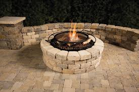 Images Of Firepits Firepit Installation In Greensburg Latrobe Pa Country Farms Inc